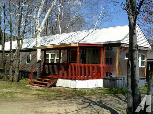 Mobile Home White Mountains Sale Gorham New Hampshire