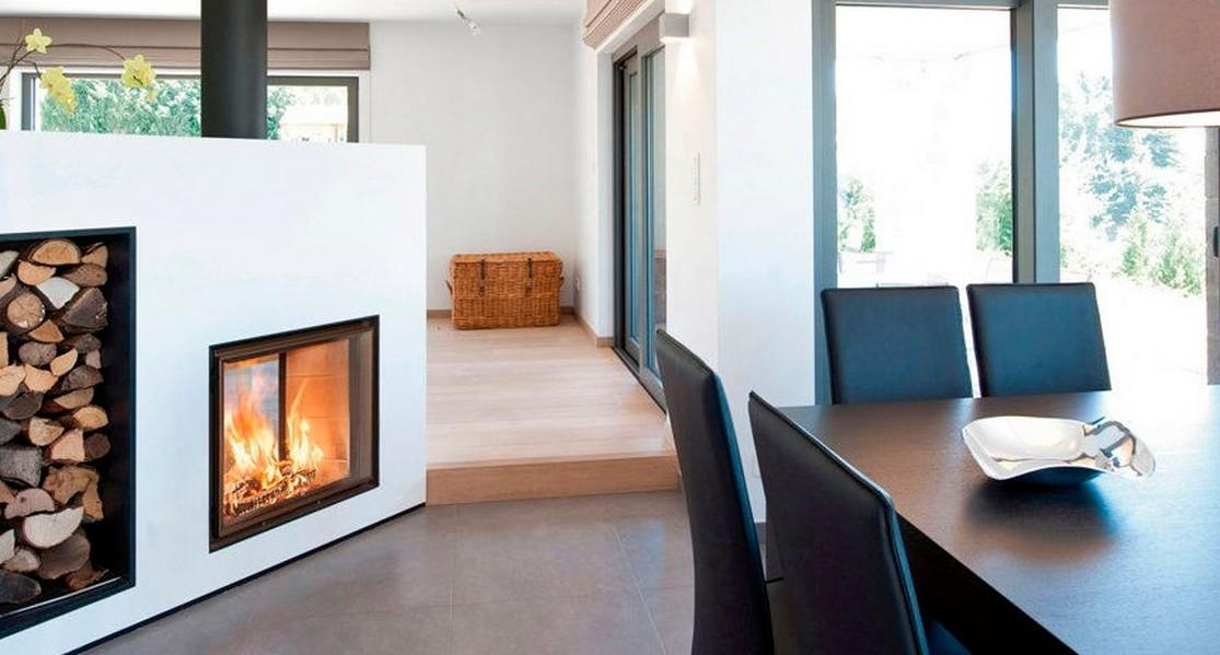 Mobile Home Wood Burning Stove Installation