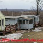 Mobile Homes Double Wides Caravans Manufactured Trailers