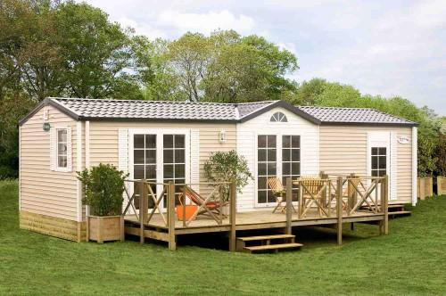 Mobile Homes Entice Cash Strapped Buyers