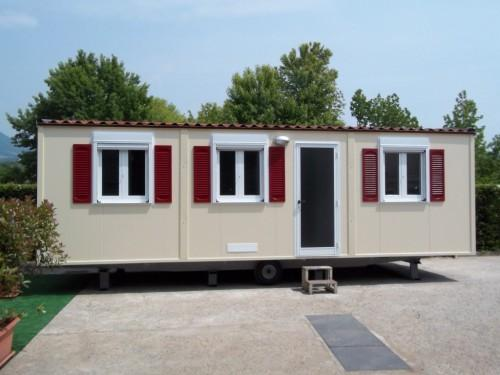 Mobile Homes Wheels Installation