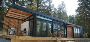 Modern Cabin Prairie Perch Karoleena Modular Homes