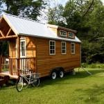 Modern Eco Homes Wheels Protohaus Trailer Home Looks Like