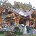 Modern Log Home Designs Handcrafted Homes