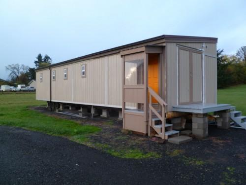 Modern Mobile Home Sale Chassis Recycling