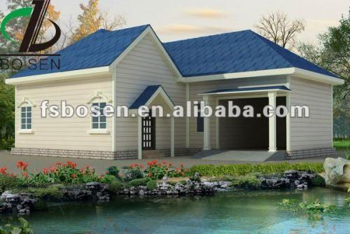 Modern Modular Homes Prefabricated Steel Frame House Prefab