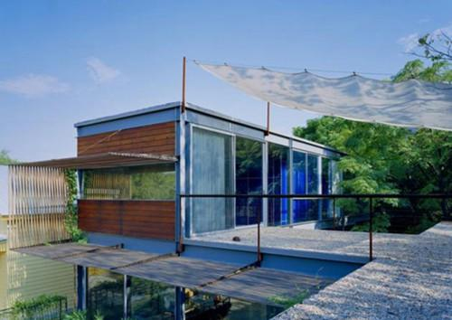 Modern Prefab Home Inspirations One Total Photographs