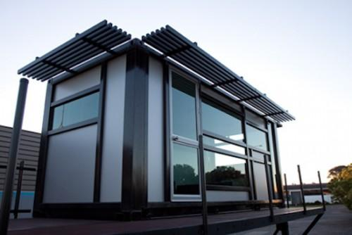 Modern Shipping Container Home Prefab One Cool Habitat