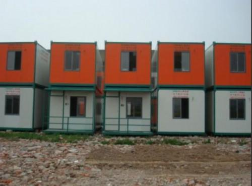 Modified Prefab Shipping Container Home House Hotel Sale China