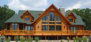 Modula Log Homes