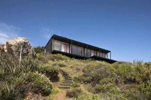 Modular Architecture Modern Home Built Days Chile