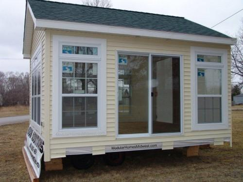 Modular Home Addition
