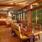 Modular Home Dining Room Portland Stillwater Dwellings