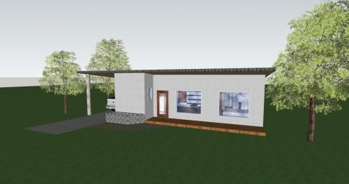 Modular Home One Bedroom
