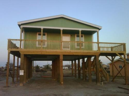Modular Homes Crystal Beach Texas