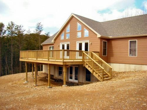 Modular Homes Custom Home Builders Poconos Pennsylvania