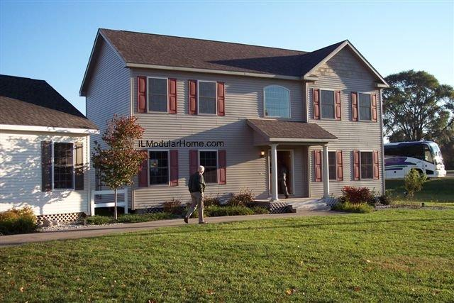 Modular Homes Two Story Wisconsin