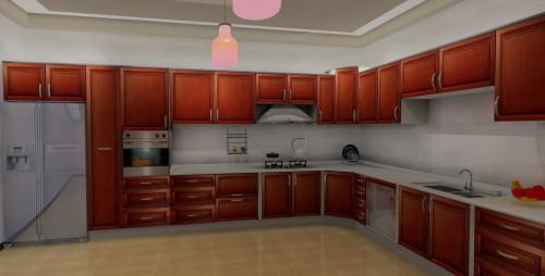 Modular Kitchen Cabinet Agk