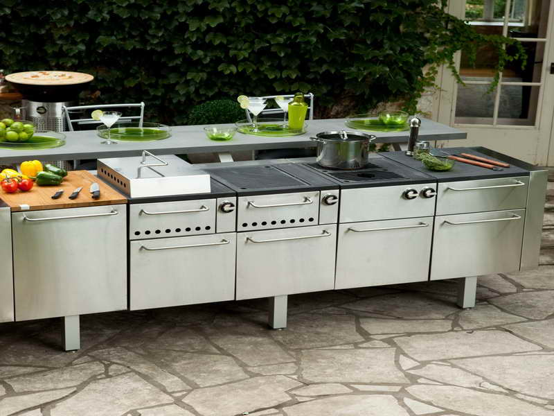 Modular Outdoor Kitchens Ideas Lives Tropical Land Bestofhouse