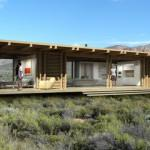 Modular Timber Eco Homes Modern Exterior