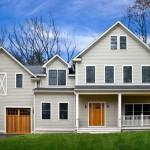 Modular Version Colonial Era Home Styled After New England
