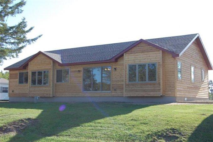Modular Wisconsin Homes Lakeside Features