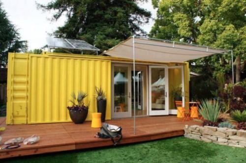 Montana Based Company Montainer Hopes Take Its Shipping Container