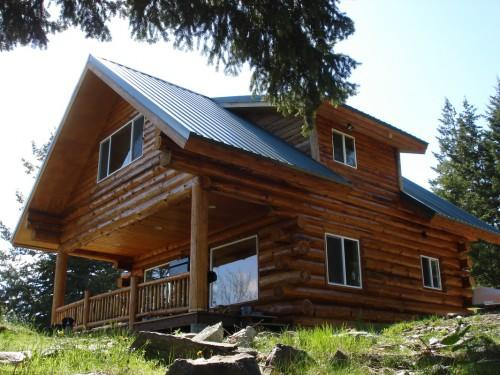 Montana Specialty Log Construction Build Cabins Homes Such