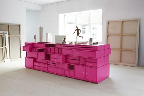 More Modular Home Office Furniture Systems Ideas