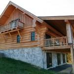 Mountain Logworks Llc Handcrafted Log Homes