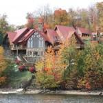 Mountaineer Log Homes Deep Creek Lake Maryland