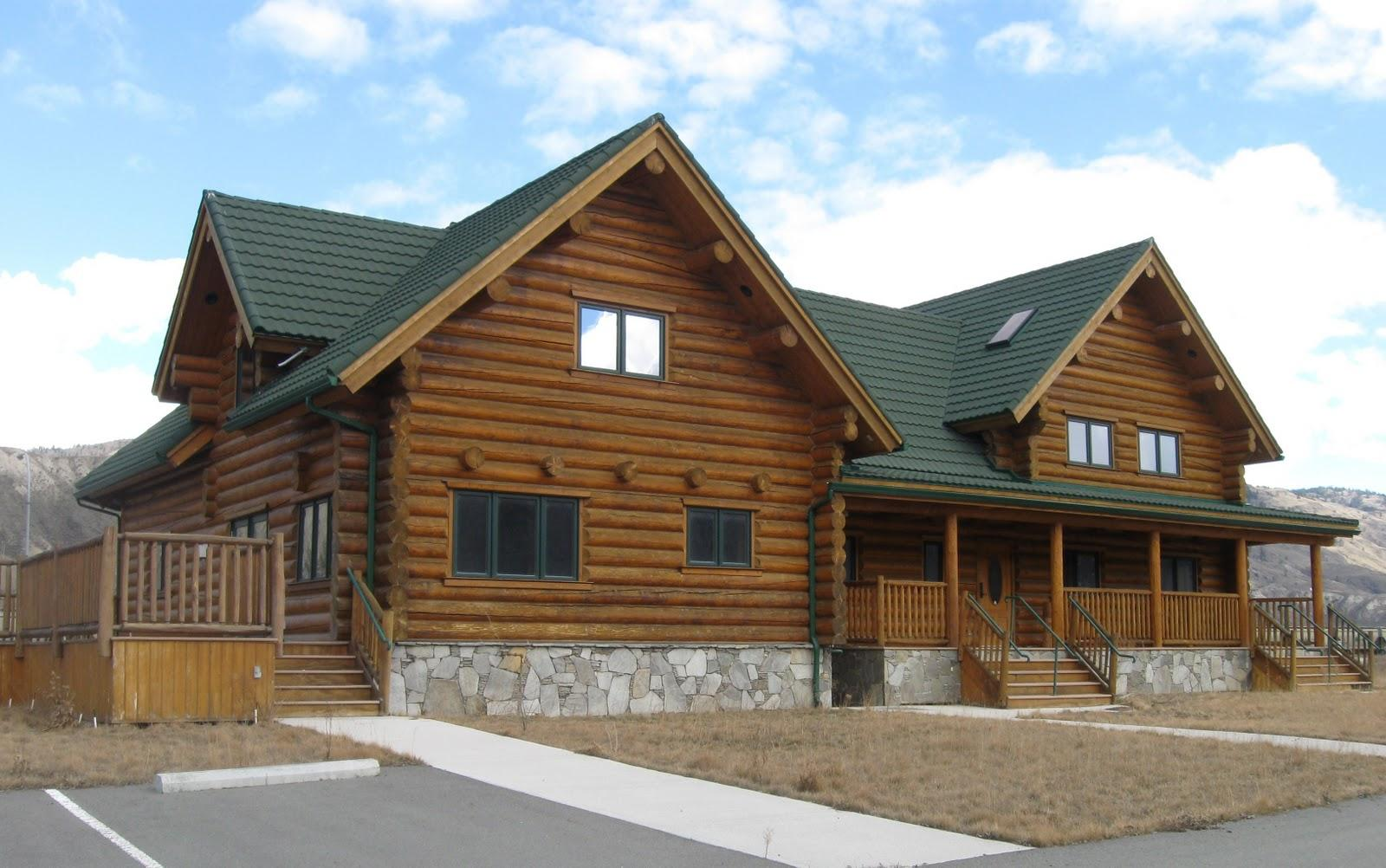 Much Research Contacted International Builders Neville Log Homes