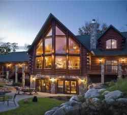 Log Cabin Homes Pictures
