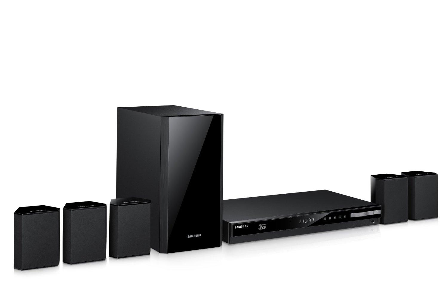Networking Blu Ray Home Theater System Glance