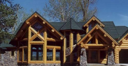 Neville Log Homes