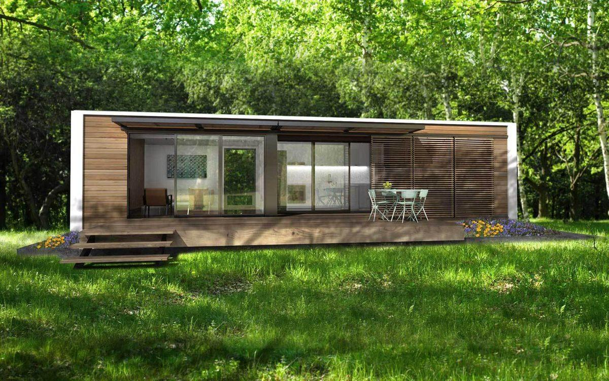 New Cali Made Prefab Houses Tackle Shipping Problem