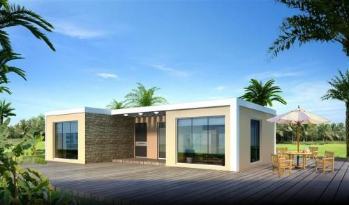 New Design Prefab Modular Guest House Great Price