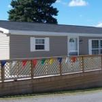 New Double Wide Manufactured Home Bedrooms