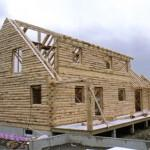 New England Log Homes Which Went Out Business Many