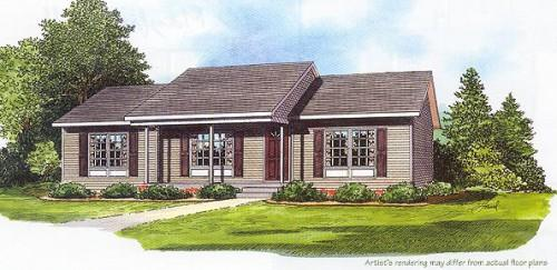 New England Modular Home Plans
