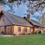 New England Premium Quality Milled Log Timber Home Packages