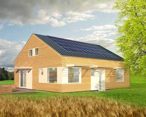 New Flatpack Unity Homes May Greenest Prefab Market