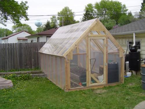 New Green House Plans Designs Greenhouse Design