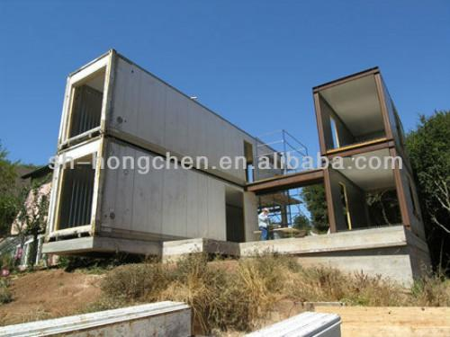 New Prefab Shipping Container House