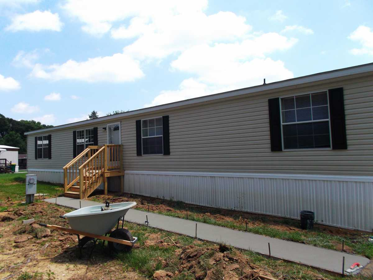 Newer Home Four Spacious Bedrooms May Fence Your Yard
