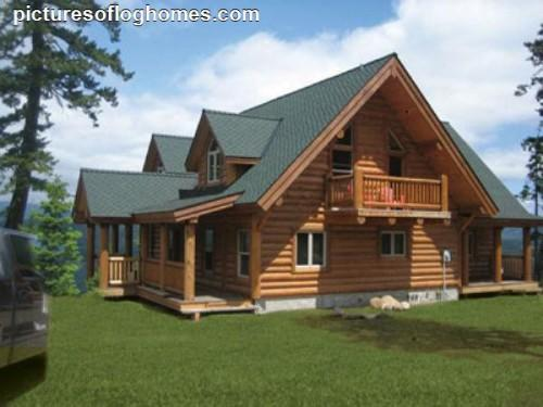 Next Log Homes