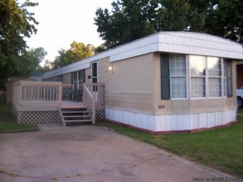 Nice Mobile Home Bdrm Large Lighted Deck Price