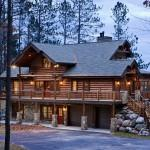Nicolet Expedition Log Homes