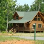North Carolina Log Cabin Shell Sale Grandview Peaks