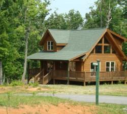 Log Homes For Sale In North Carolina